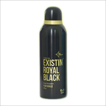 Royal Black Deodorants