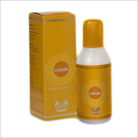 Scalp Massage Oil