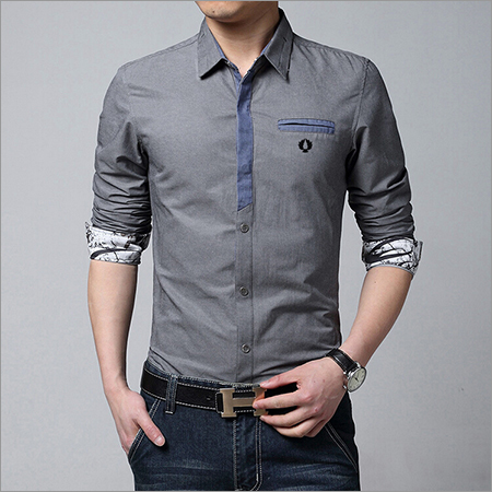 Collar Casual Shirt