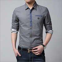 Collar Casual Shirt
