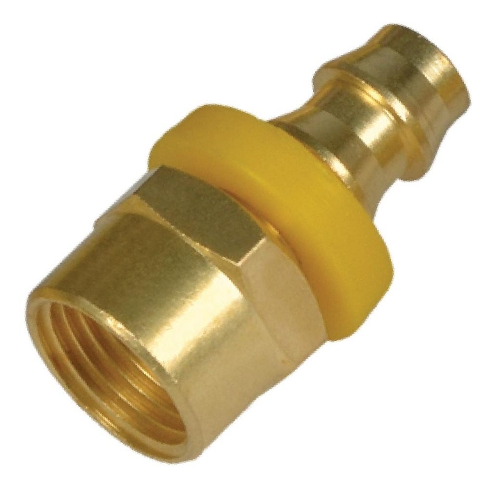 Brass Inverted Female Adapter