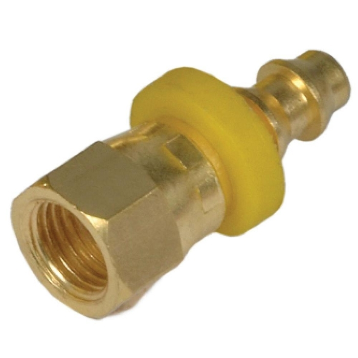 Brass Female Swivel ( Hose & Gasket )