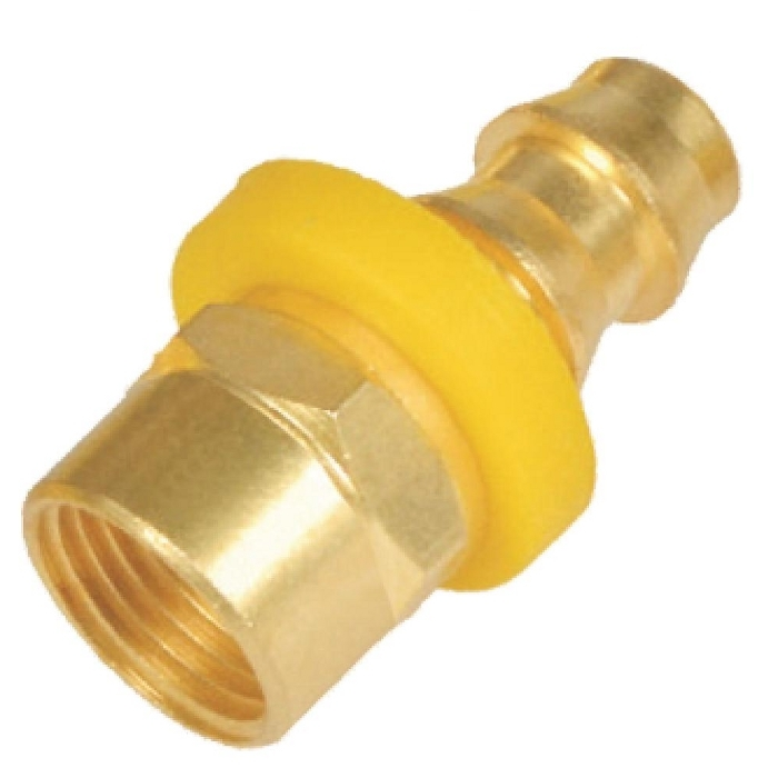 Brass Female Swivel ( Hose & NPTF )