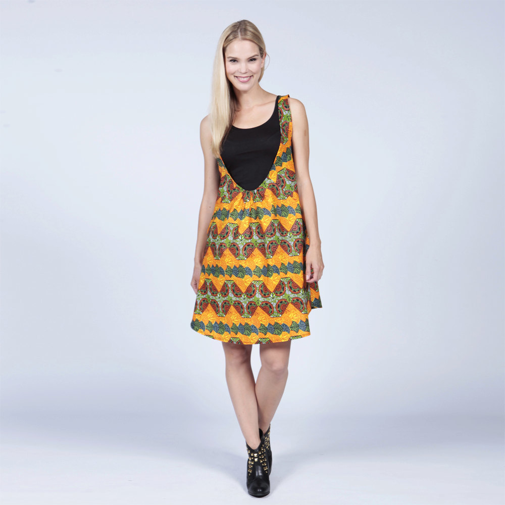 Dresses in African Prints