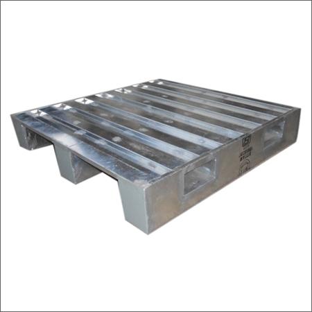 Heavy Duty Steel Pallets Fabrication Services