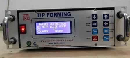 Tip Forming Machine