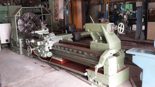 Sculfort Lathe Machine