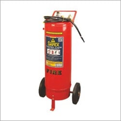 Co2 Conventional Type Fire Extinguisher