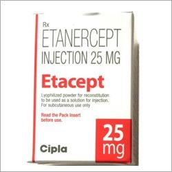 Etacept Etanercept 25mg Inj