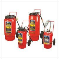BC TYPE FIRE EXTINGUISHER