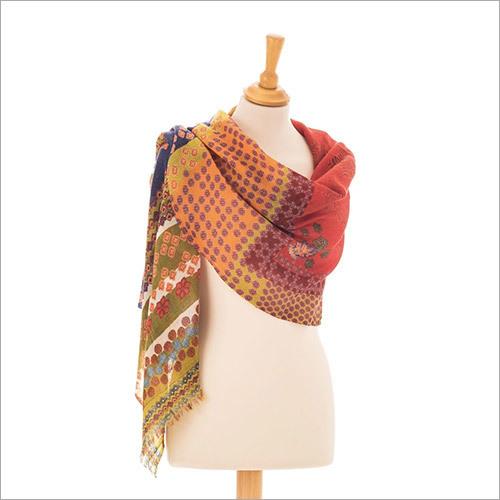 Digital Printed Woolen Shawls