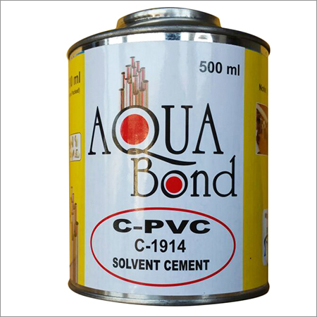 CPVC Solvent Cement C-1914 Big Pack