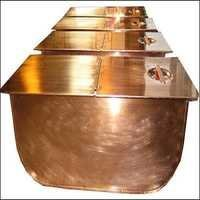 Custom Copper Fabrication