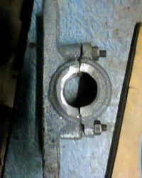 Split Plummer Block Housing