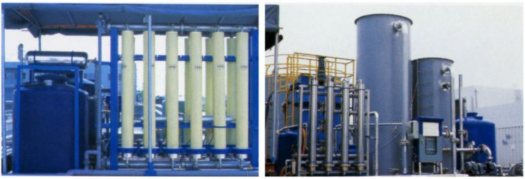 Variable Pore Micron Filtration Plant