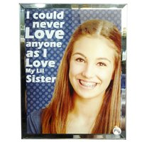 Sublimation Glass Photo Frame (VBL-02)