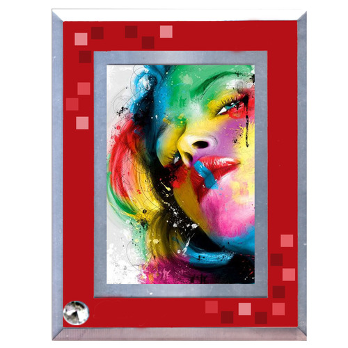 Sublimation Glass Photo Frame (VBL-04)