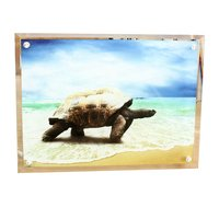 Sublimation Glass Photo Frame (VBL-13)