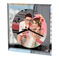 Sublimation Glass Photo Frame (VBL-14)