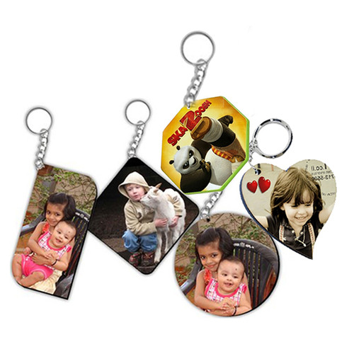 Sublimation Hardboard Keyring
