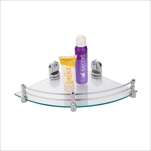 Glass Shelf Corner