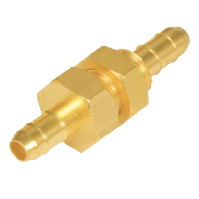 Brass Bulkhead Coupling