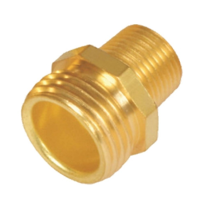 Brass Male Adapter ( Male Hose To Male Pipe )