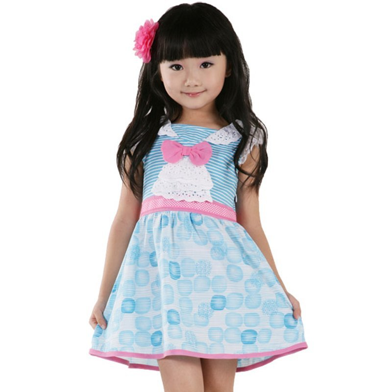 Model Dresses For Kids