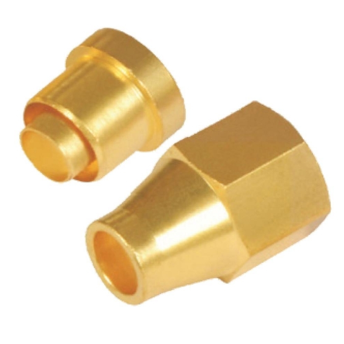 Brass Ferrule and Nut Set