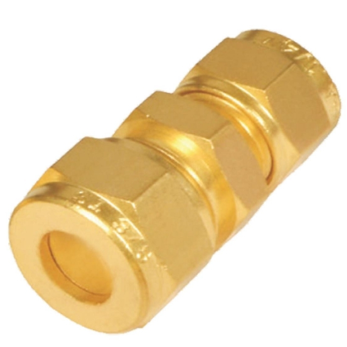 Brass Compression Reducing Union