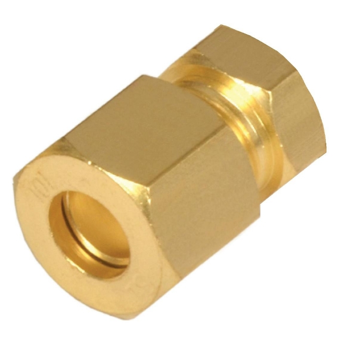 Brass Blanking End