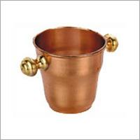 Copper Ice Pail