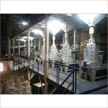 Basmati Rice Processing