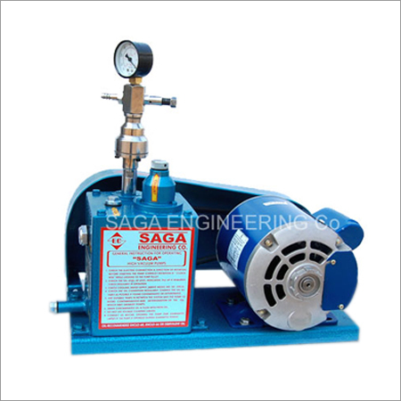 Laboratory High Vacuum Pumps