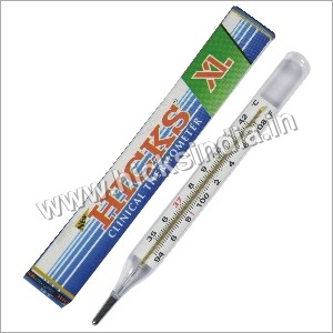 Enclosed Scale Clinical Thermometer