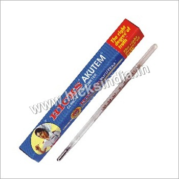 Analog Clinical Thermometer