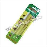 Hicks Veterinary Thermometer