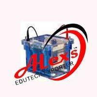 Paper Strip Electrophoresis Apparatus