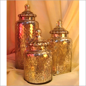Decorative Glass Jars