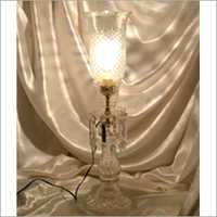 Crystal Glass Lamp