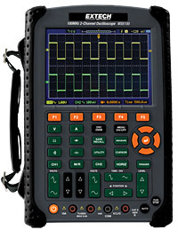 100MHz 2-Channel Digital Oscilloscope