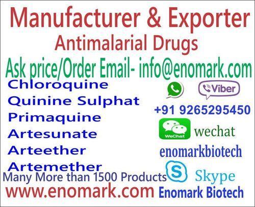 Anti Malarials Drugs