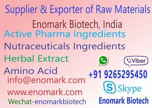 Active Pharmaceutical Ingredients - Active Pharmaceutical