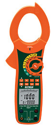 1-/3-Phase 1000A True RMS AC Power Clamp Meter