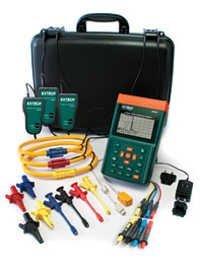 3-Phase Power & Harmonics Analyzers