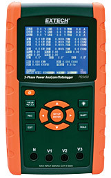 3-Phase Power Analyzer/Datalogger