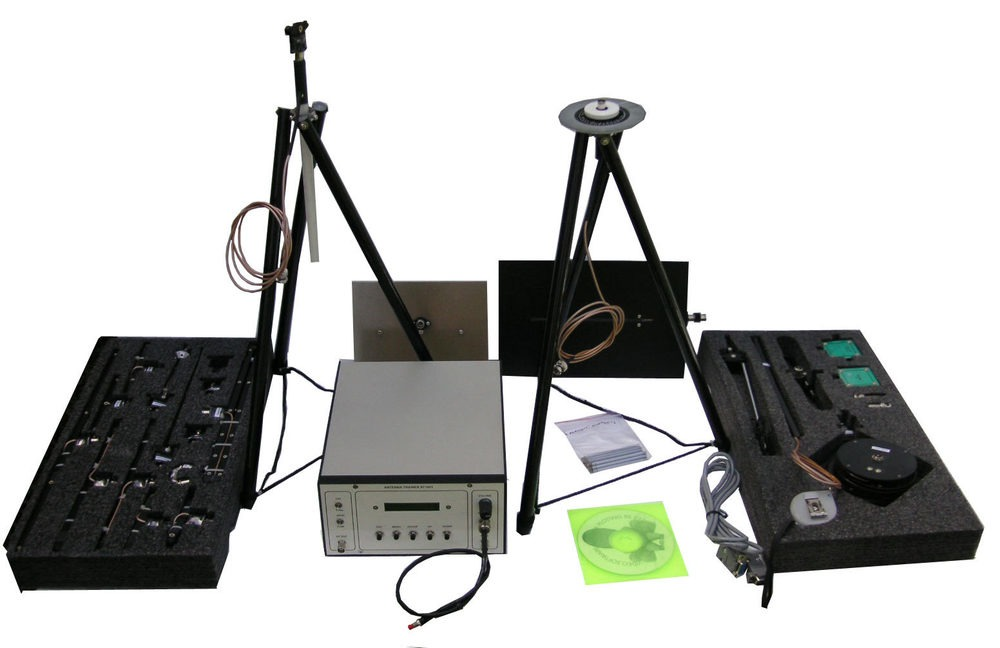 PC Based Manual Antenna Trainer