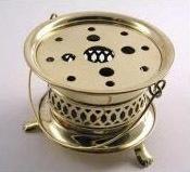 Brass Teapot Warmer