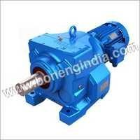 C Helical Gear Motor