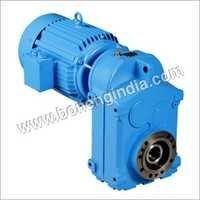 F Parallel Shaft Gearmotor